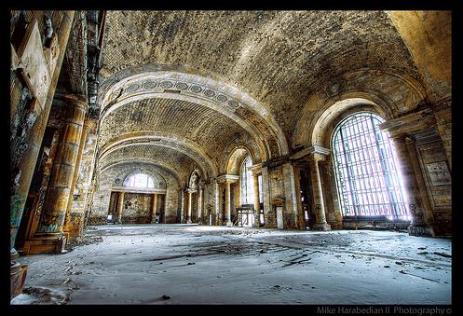Lugares abandonados Michigan_central_station_32
